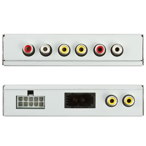 MOST-видеоинтерфейс для Audi MMI 3G+ с адаптером разблокировки видео в движении Превью 2
