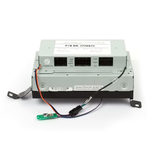 6.5″ Автомобильный сенсорный монитор для Volvo New XC60 2009  (MOV-656) Прев'ю 2