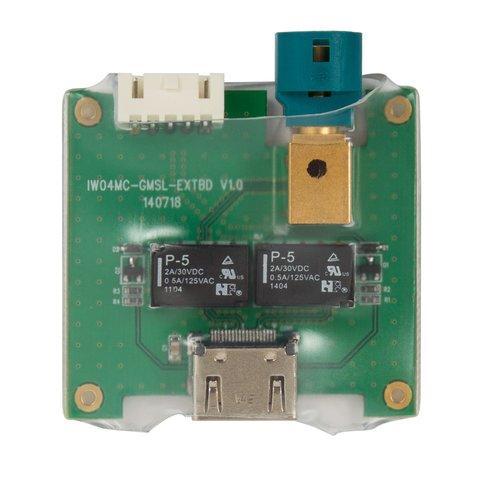 Відеоінтерфейс з HDMI для Mercedes-Benz NTG5.0 з активними паркувальними лініями Прев'ю 7