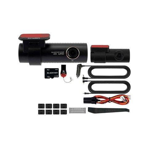 Видеорегистратор с GPS, Wi-Fi, G-сенсором и датчиком движения BlackVue DR900S-2СH Превью 5