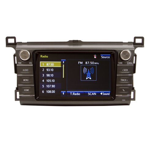 Touch 2 OEM Head Unit for Toyota RAV4 Preview 5