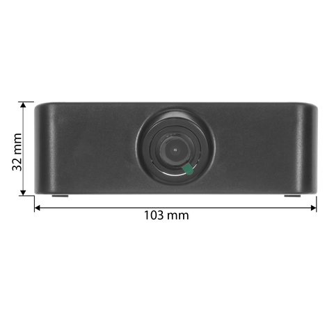 Car Front View Camera for Audi A4L 2013 MY Preview 5
