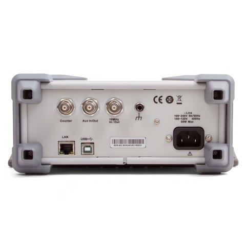Генератор сигналів SIGLENT SDG2122X Прев'ю 2