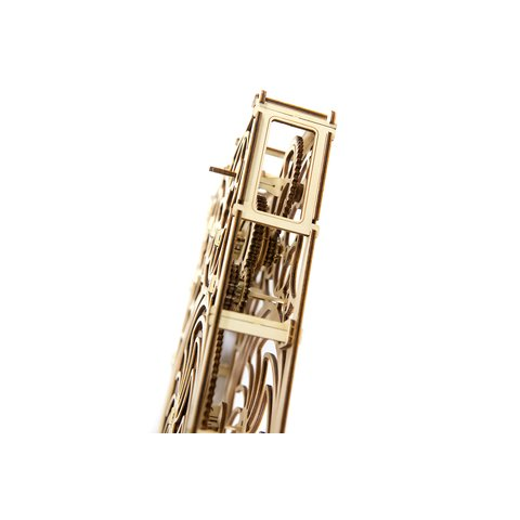 Wooden Mechanical 3D Puzzle Wooden.City Kinetic Picture Preview 3