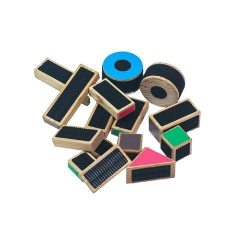 Конструктор COKO Строительные кубики 14 Превью 15