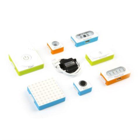 STEAM-набір електронних блоків Makeblock Neuron Inventor Kit Прев'ю 1