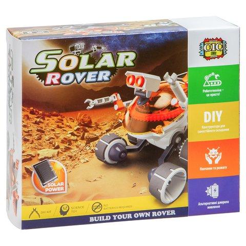 Марсохід, STEM-конструктор на сонячних батареях CIC 21-684 Прев'ю 7