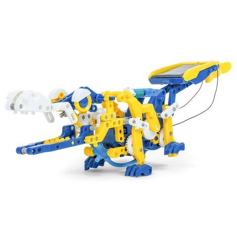 Робопарк 12 в 1, STEAM-конструктор CIC 21-618 - /*Photo|product*/