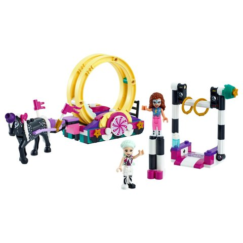 Конструктор LEGO Friends Волшебная акробатика 41686 Превью 1