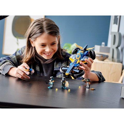 Конструктор LEGO NINJAGO Спидер-амфибия ниндзя 71752 Превью 11
