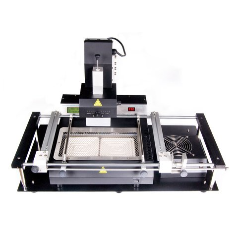 Infrared Soldering Station Quick IR2005 Preview 2