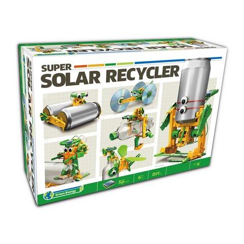 """Juego de construcción CIC 21-616 """"Robot solar"""" 6 en 1"""