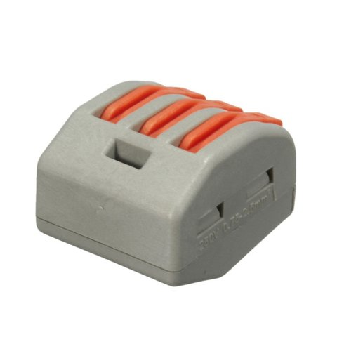 3-pin Electrical Wire Connector 250 V 30 A Preview 1